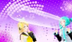 [MMD] Miku, Rin and wrong bubble gum