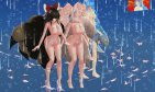 MMD Reimu+Blue+Toffi Nine Tail {Perfect Star} R18