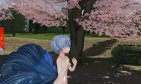 MMD Blue Sweety  Ninetail {Corpse Party Book of Shadows OP} R18