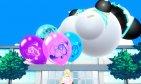 Miku, Lindsey, balloons and blow kisses inflation
