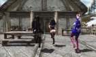 Skyrim: The Lady The Maid And The Bodyguard/4 Stripper's