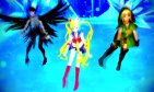 [MMD] Sailormoon - Bayonetta - Linkle - ECHO (Re-Arranged Motions)