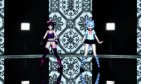 [MMD Nopan Month] Kaat and Luna - Galaxis!