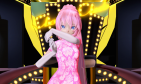 [MMD] Tda Luka Mini china dress nopanties R-18  with model download