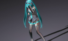 [MMD] Nopanties Adult Appearance Miku Super Hatsune Beat R-18 version2