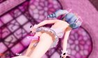 R18 Princess Sour Miku Fucked by Double Dildo dancing World is Mine