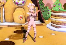 [PDAFT] Kagamine Rin Magic cooker without skirt - Sweet Magic