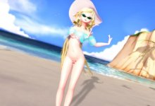 Bottomless Beach (Futa) (Twinkle Twinkle)