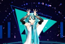 Crime Miku - King