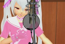1080p Alice in Music Studio