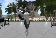 【Second Life】Furry Dance - Pizzicato Drops【R18】