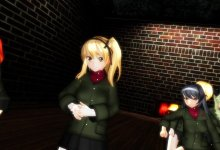 【MMDGuP】One・Two・Three【X18】