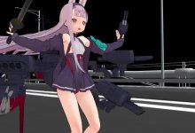【MMD】Ray of bullet