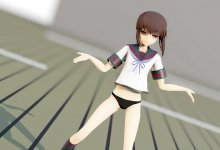 Fubuki - Side To Side (Kantai Collection R18 MMD)