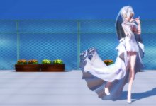 [MMD R18] DeepBlueTown HMS illustrious wedding