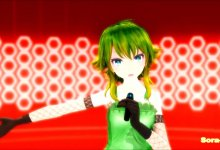【MMD R-18】GUMI - 1/6 Out of Gravity ☆最高品質☆