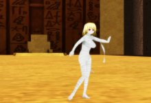 [RAY-MMD] Belly Dance China [Mummy] ( MOTION / CAMERA / WAV / DL )