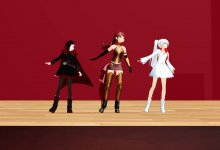 Away From You: Pyrrha