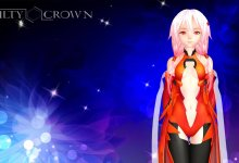 MMD : Planetes Guilty Crown