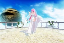 MMD : Belly Dance
