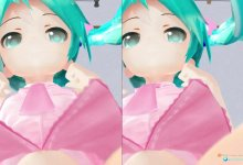 【3D】【ロリ】Mimiku Sis Get Licked Climax Brother_Room ~ #EarlyWorks 【MMDR-18】【4K】 VR Cardboard