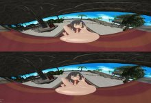 【3D 360° VR】【ロリ】Arlette (from Icemega) - Summer moisture  ~ #EarlyWorks 【MMDR-18】【4K】