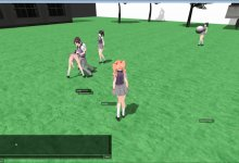 MMD Online Multiplayer Game