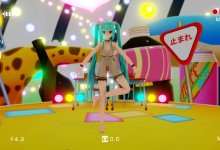 TDA Miku Lingerie Dress  - Candy Candy!