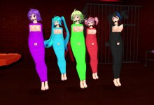 Bar Bar Bar [Mummified Vocaloids] 1080p