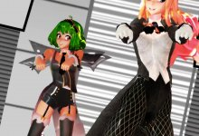 【MMD】 sheryl ranka shake it off