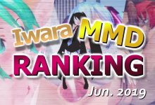 【Iwara MMDランキング - 2019年6月号】【Iwara.tv MikuMikuDance Ranking - Jun. 2019】