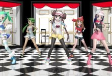 Ikkitousen - Pokemon Girls