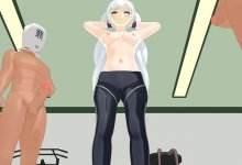 RWBY Weiss' Workout with Friends