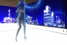 (Motion DL) Pole Dance (Futa)