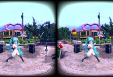 [VR180]MikuでTell Your World
