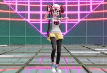 Heart Beats - Rosa - Pokemon