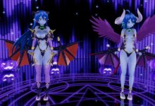 Astaroth and Nyarla - Zombie Song - Cake - Happy Halloween