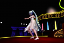 [MMD] Tda Miku See through dress Eazy Dance