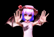 MMD Remilia Sweet devil