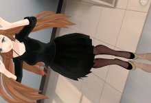 MMD R-18 (pantyhose) Fantastic Night