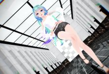 【MMD】Stay Tonight [DL Model]